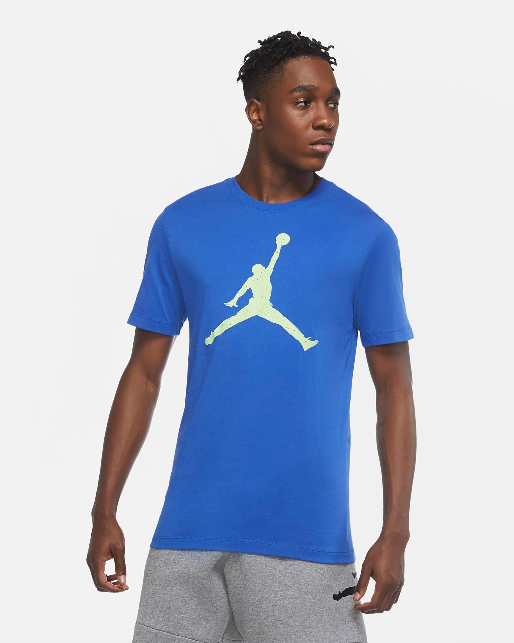 air-jordan-13-hyper-royal-sneaker-shirt