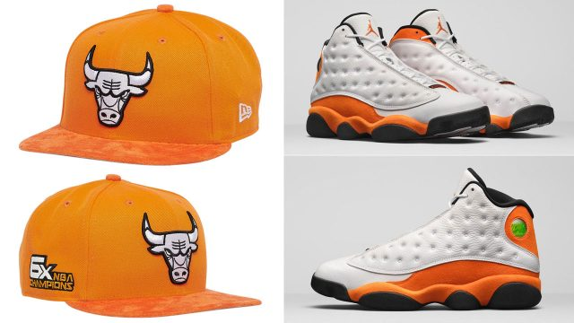 air-jordan-13-starfish-bulls-hat