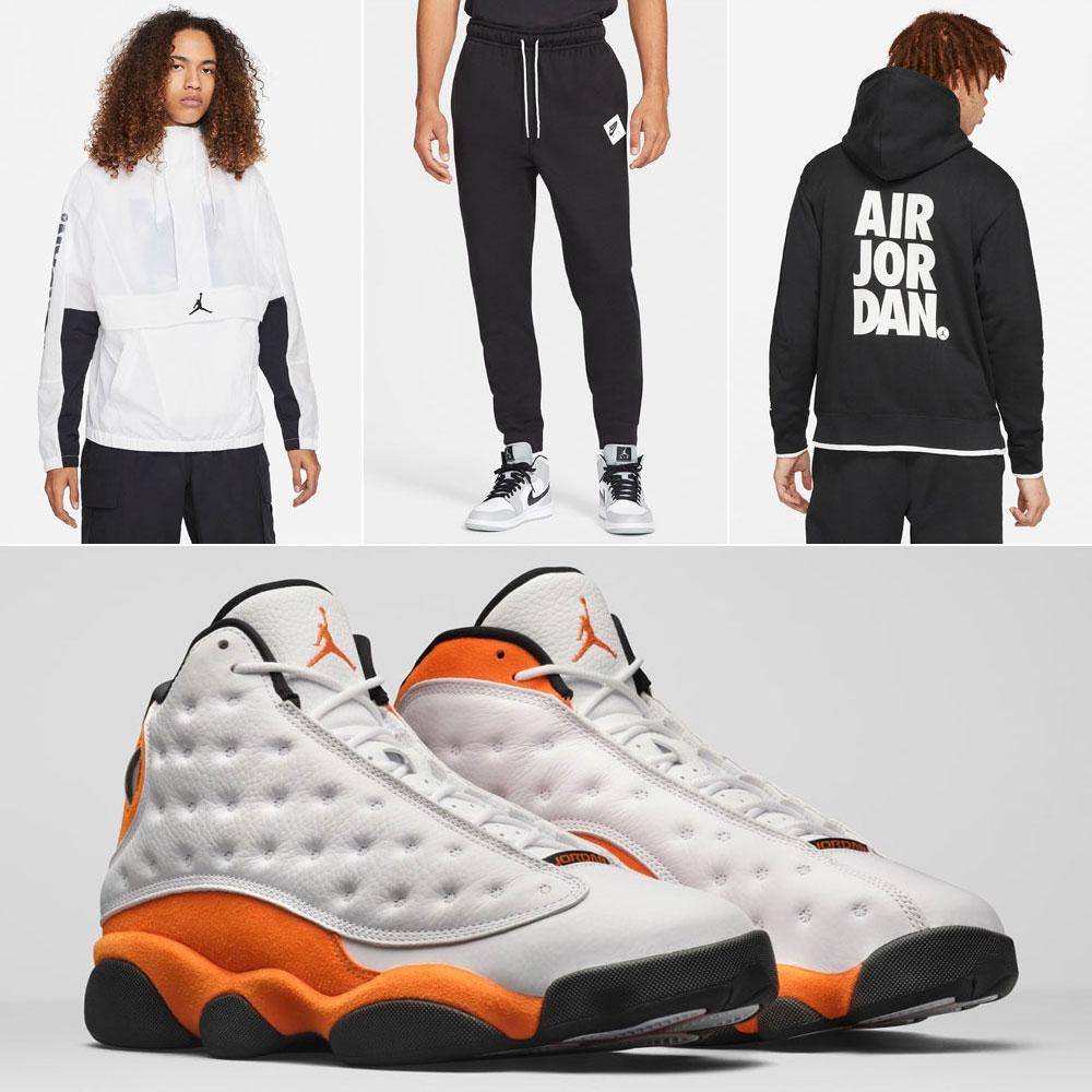 air-jordan-13-starfish-hoodie-pants-jacket-outfit