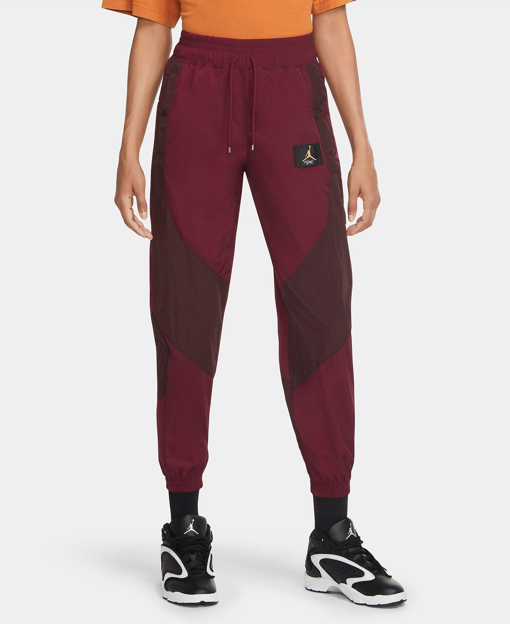 air-jordan-8-burgundy-beetroot-womens-jordan-pants