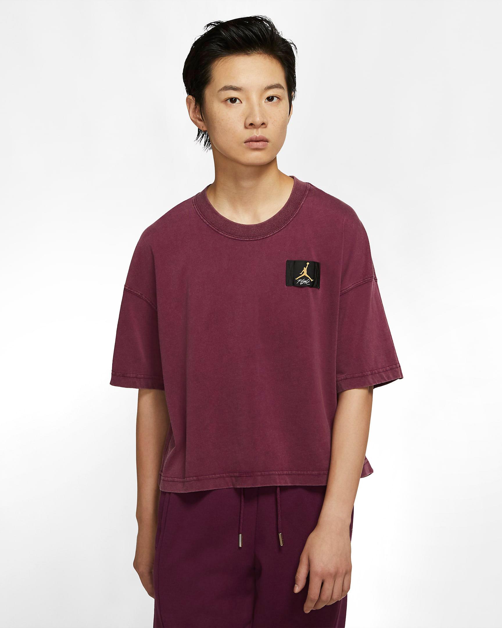 air-jordan-8-burgundy-beetroot-womens-jordan-shirt