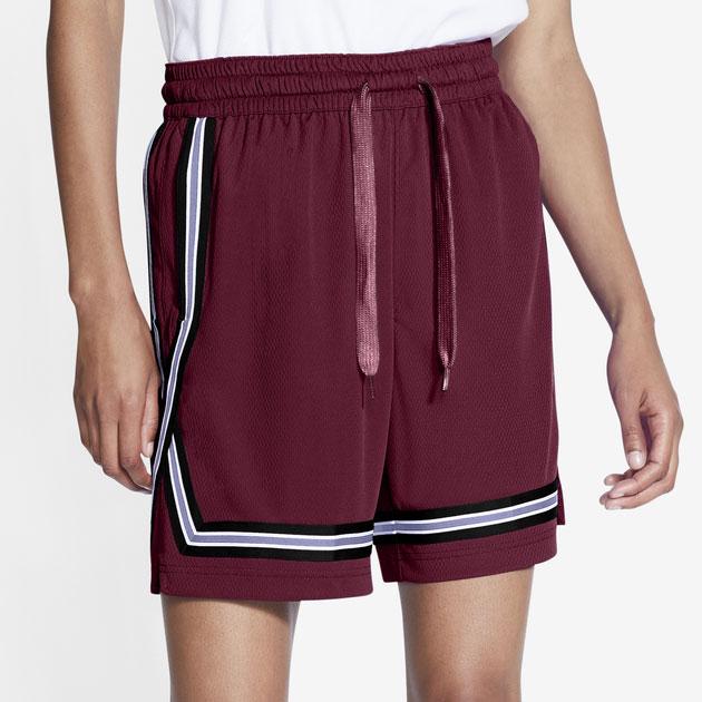 air-jordan-8-burgundy-beetroot-womens-shorts-1