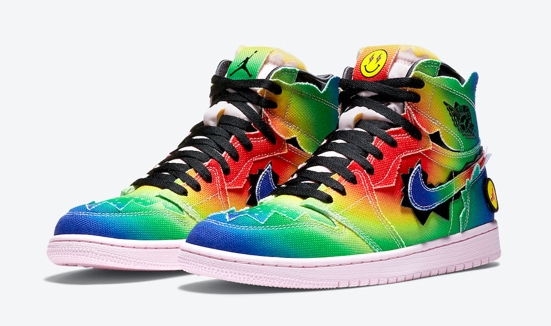 j-balvin-air-jordan-1-high-sneaker-clothing-match