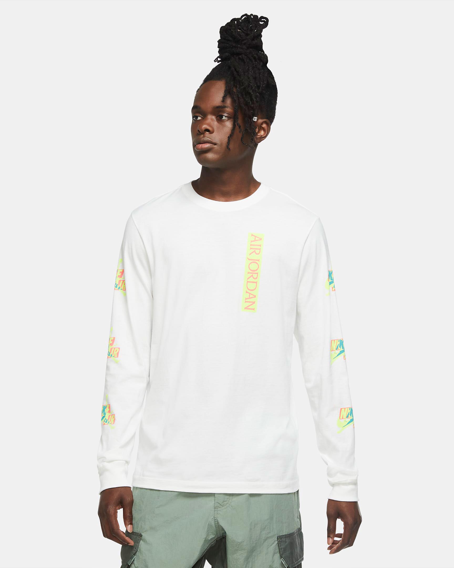 jordan-1-high-volt-gold-long-sleeve-shirt-1