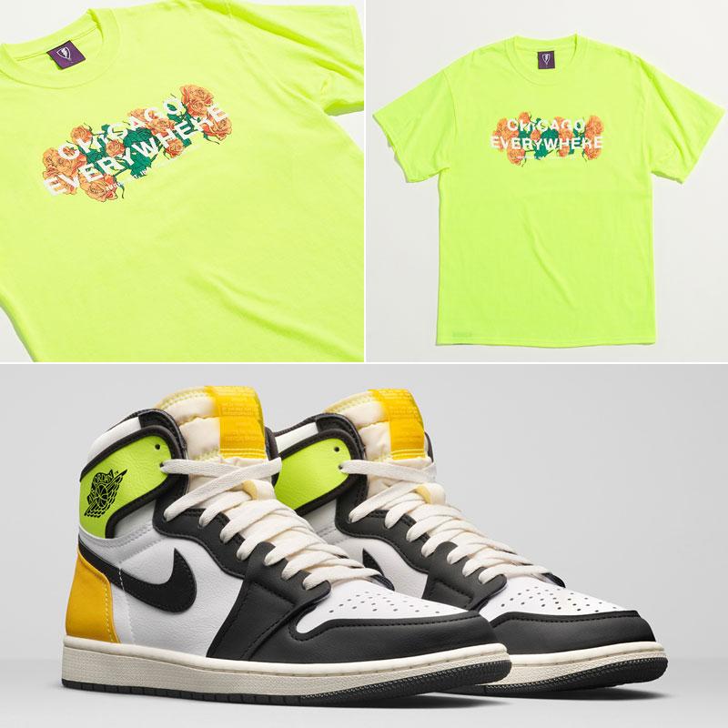 jordan-1-volt-gold-sneaker-tee-shirt