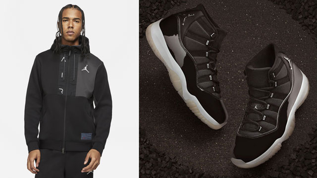 jordan-11-jubilee-black-white-jacket