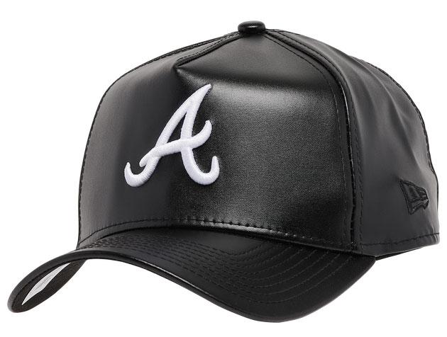 jordan-11-jubilee-new-era-mlb-leather-hat-atlanta-braves