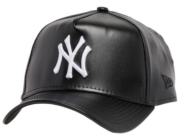 jordan-11-jubilee-new-era-mlb-leather-hat-new-york-yankees