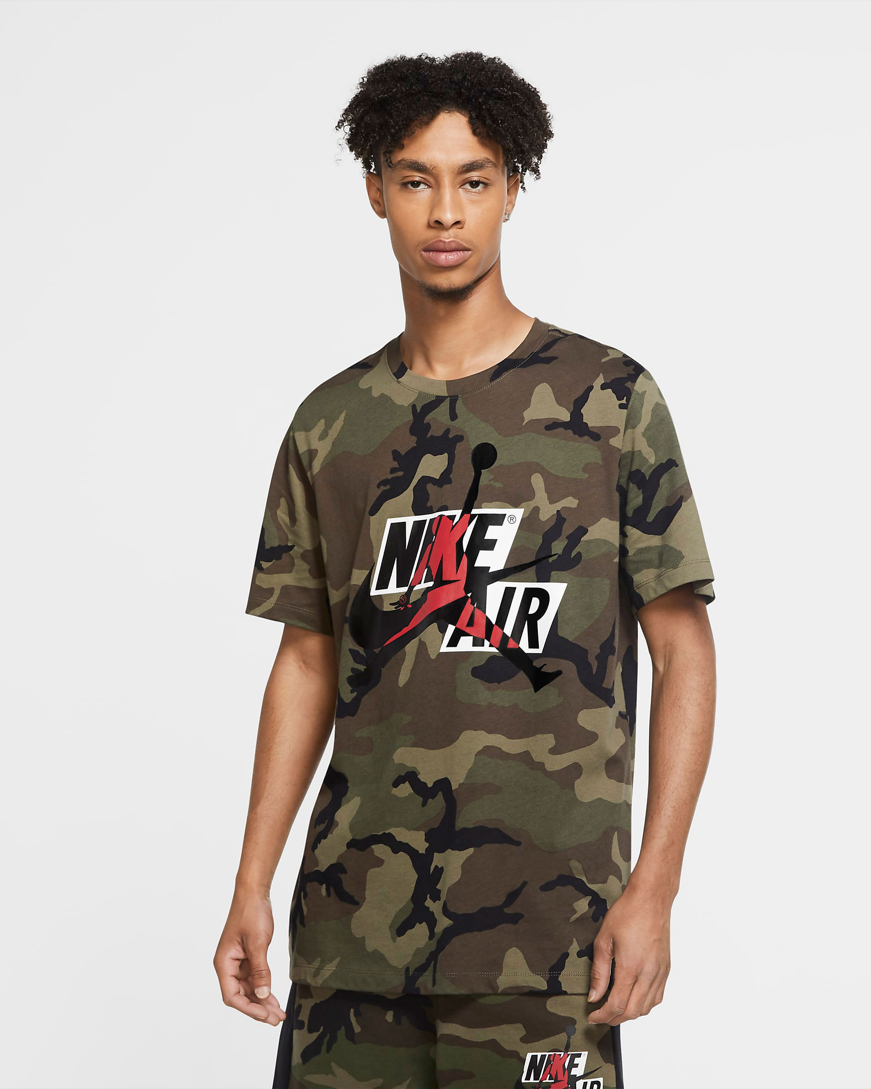 jordan-12-reverse-flu-game-camo-shirt-match