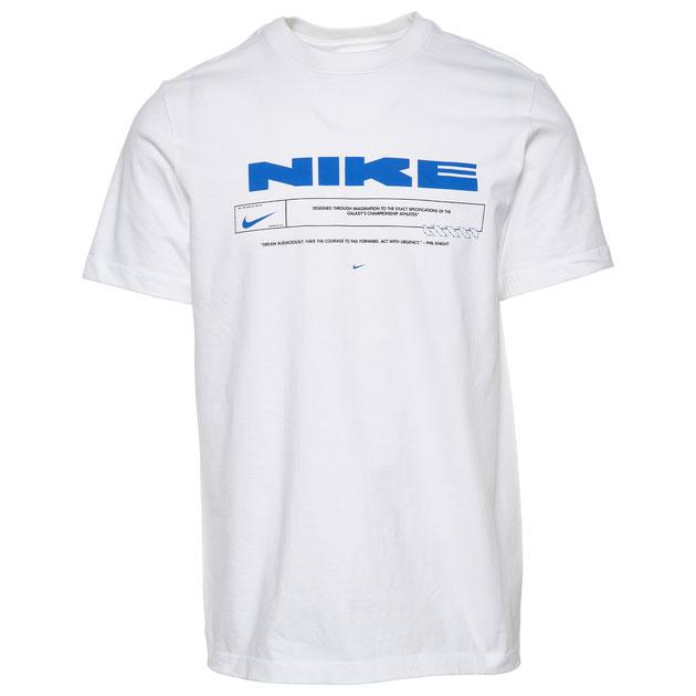 jordan-13-hyper-royal-black-nike-t-shirt-match