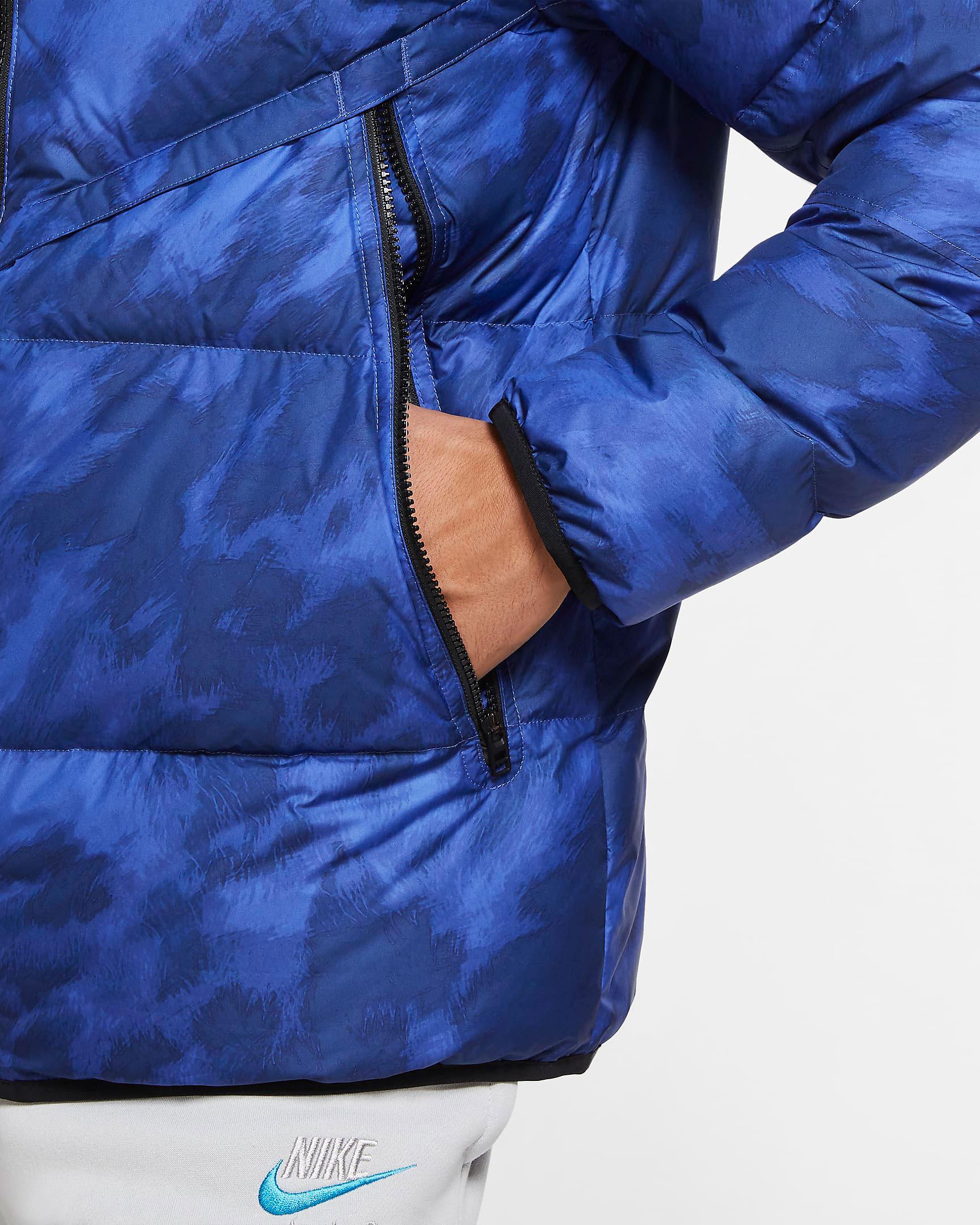 jordan-13-hyper-royal-black-nike-winter-jacket-5