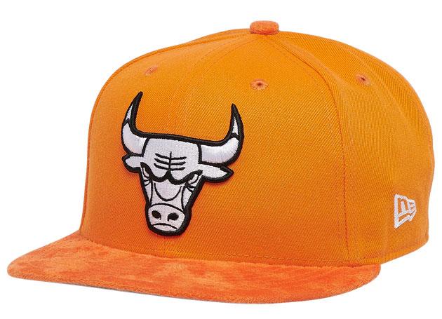 jordan-13-starfish-orange-bulls-hat-1