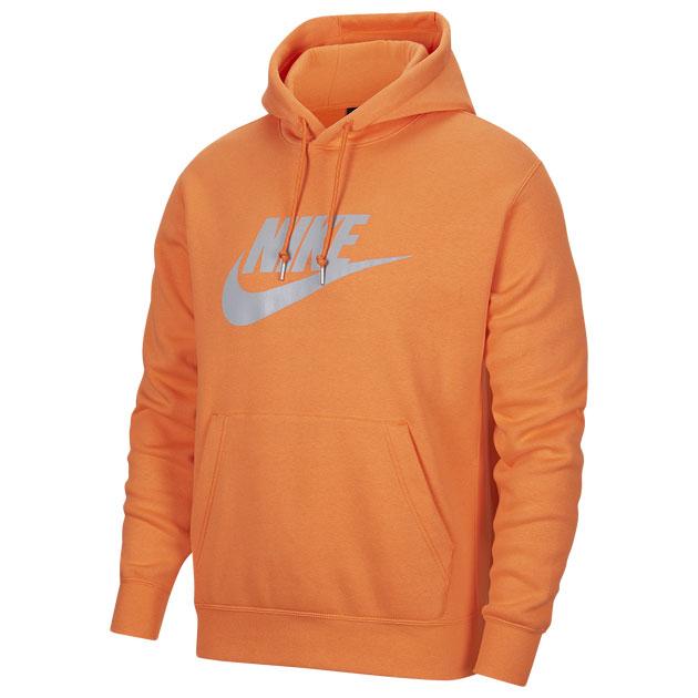 jordan-13-starfish-orange-nike-hoodie-1