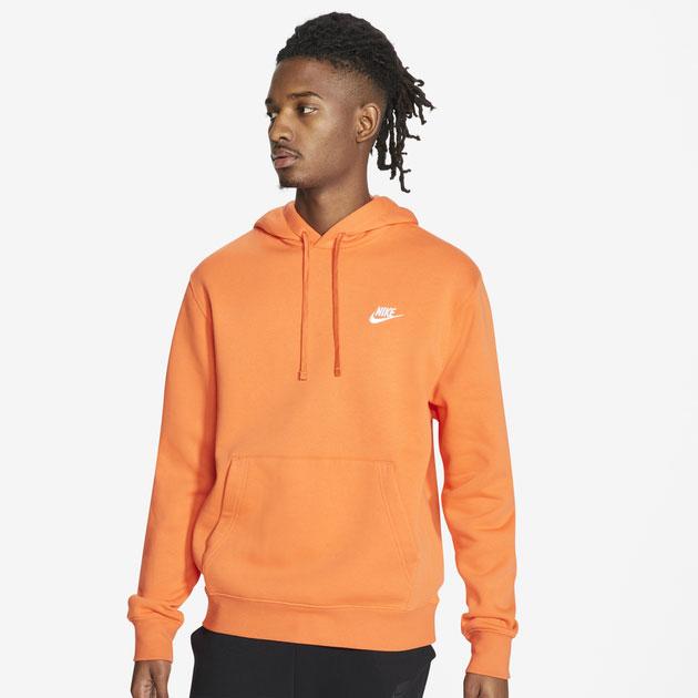 jordan-13-starfish-orange-nike-hoodie-2