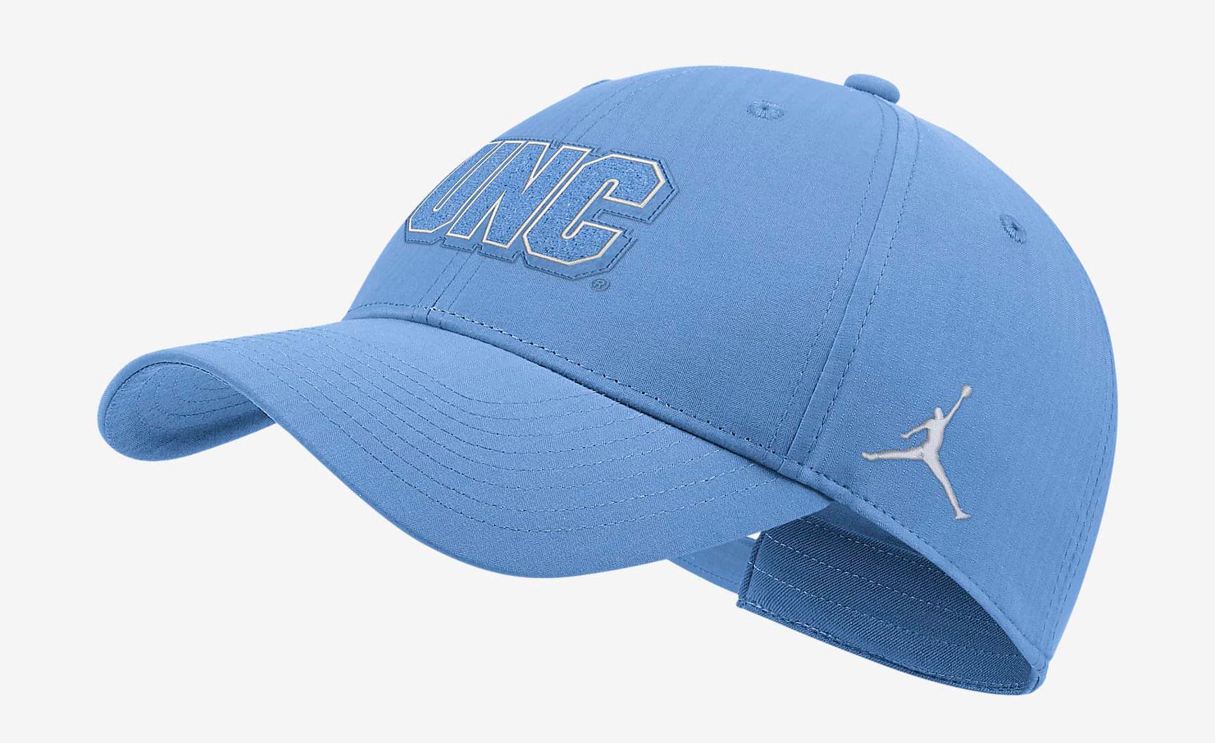 jordan-9-university-blue-unc-hat-1