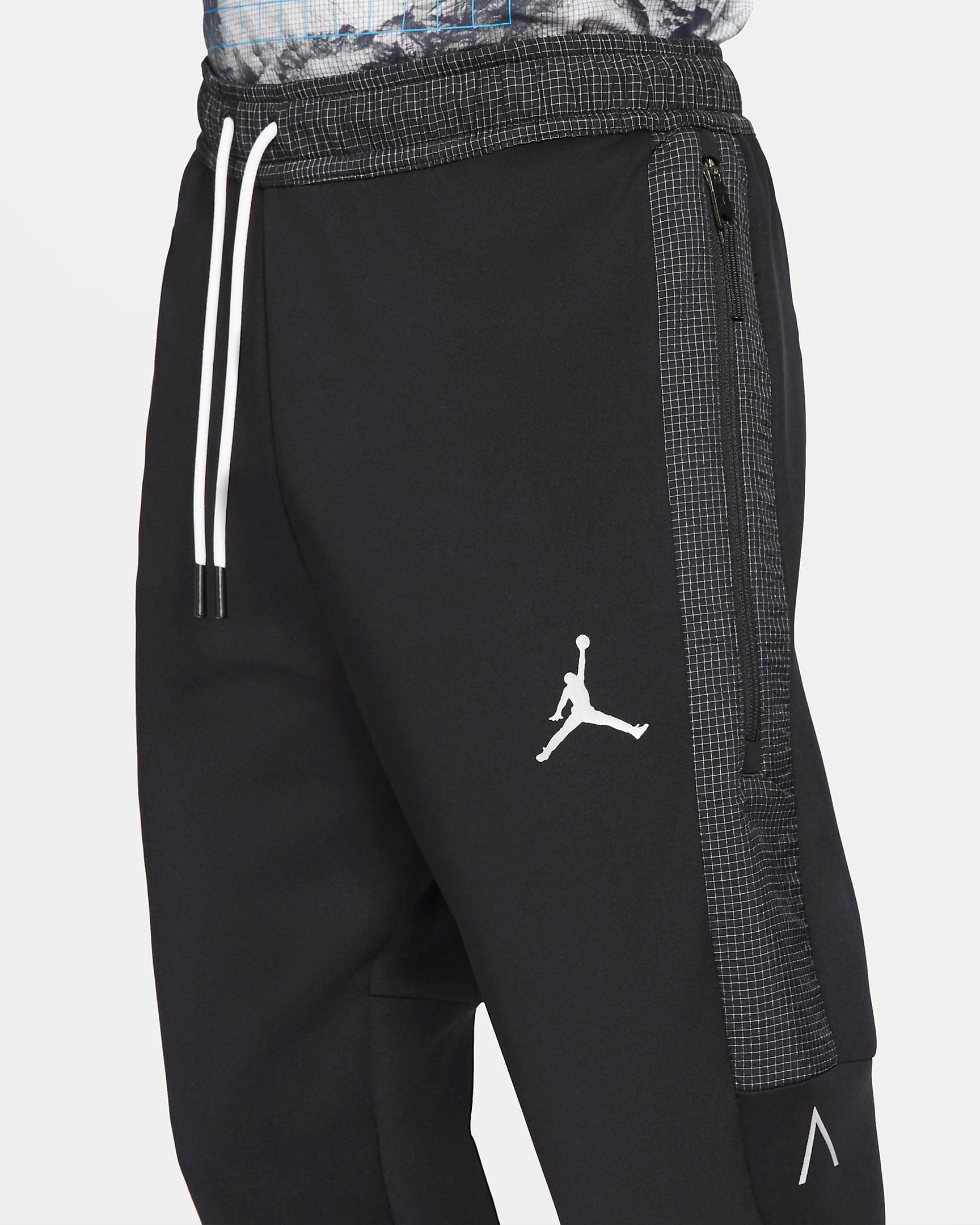 jordan-air-fleece-pants-black-white-6