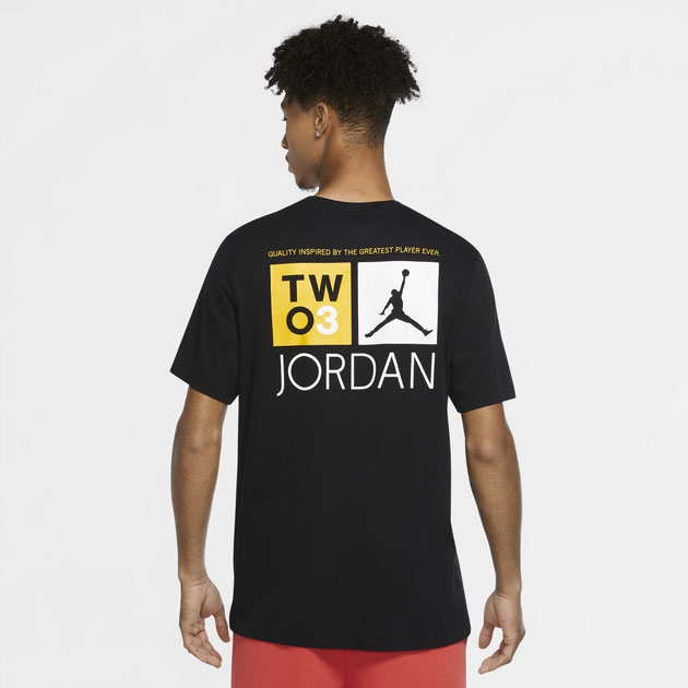jordan-black-university-gold-t-shirt-2