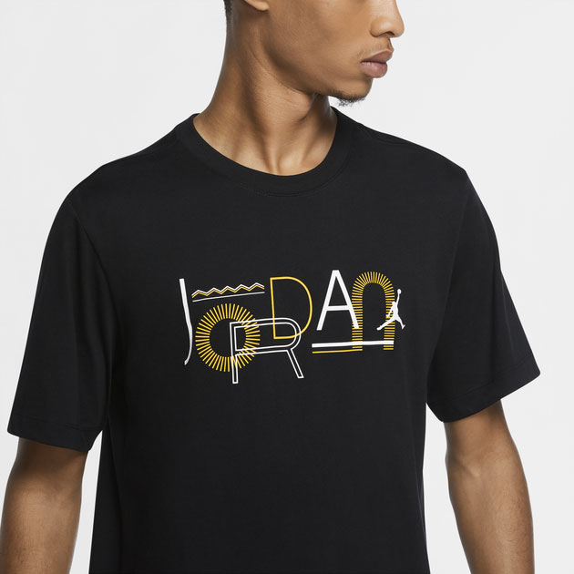 jordan-black-university-gold-t-shirt-3