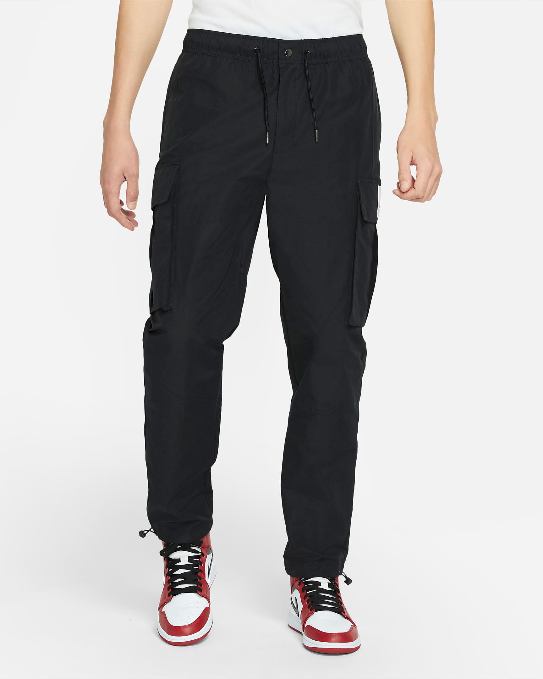 jordan-flight-cargo-pants-black-1
