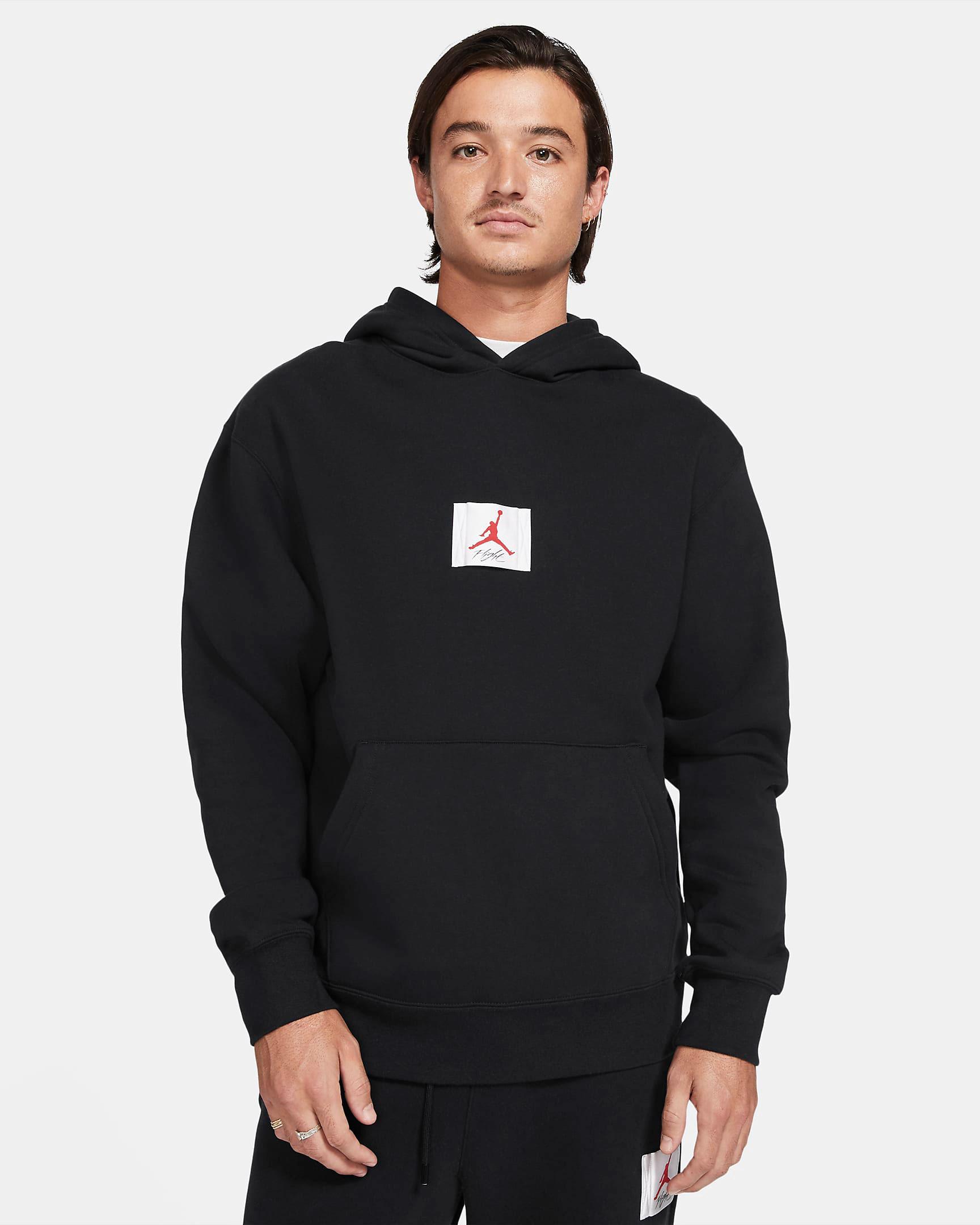 jordan-flight-hoodie-black-1