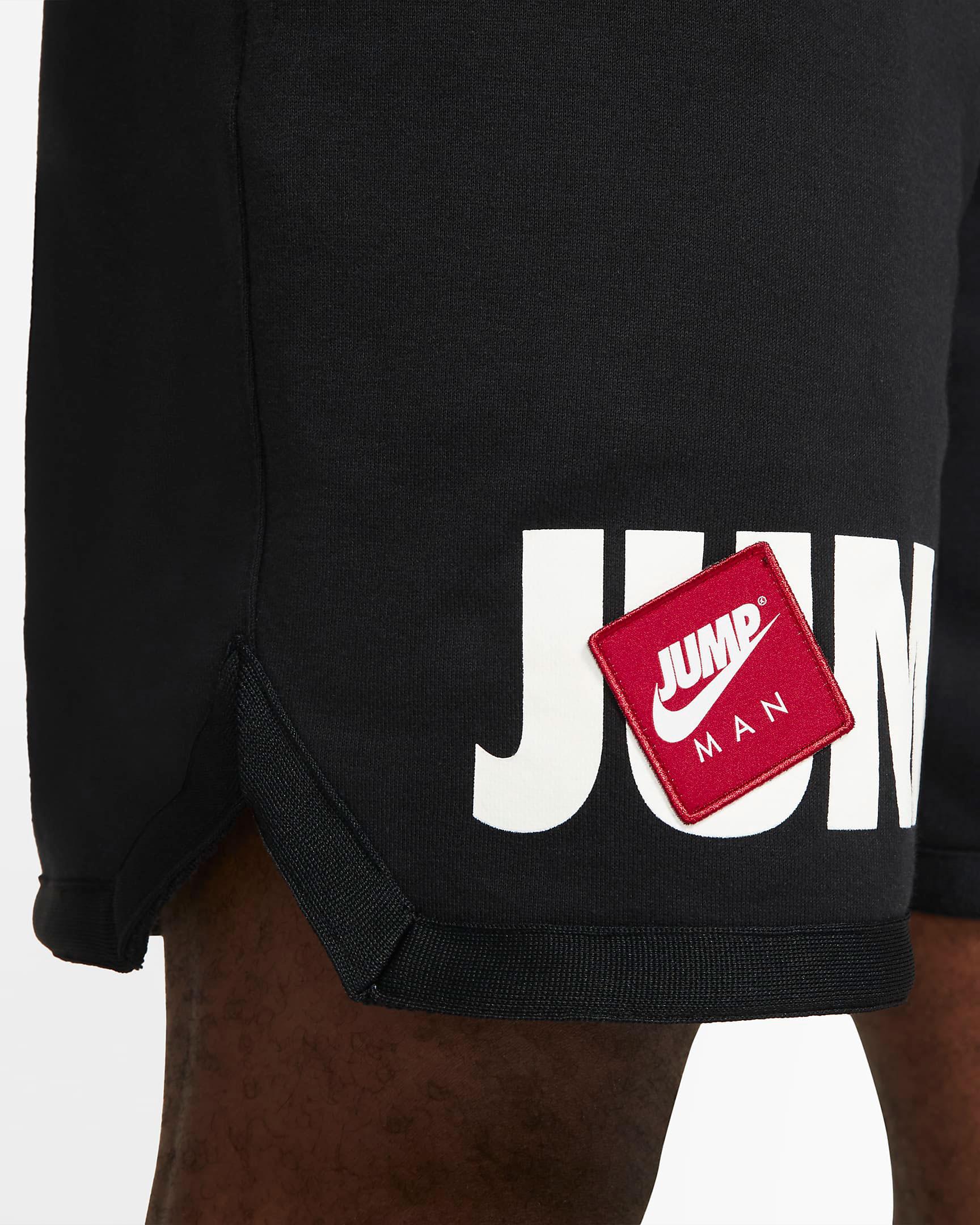 jordan-jumpman-classics-fleece-shorts-black-gym-red-2