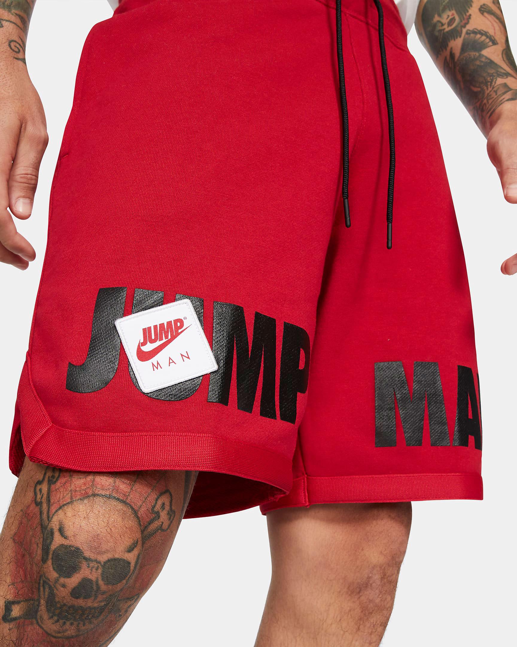 jordan-jumpman-classics-fleece-shorts-gym-red-black-2