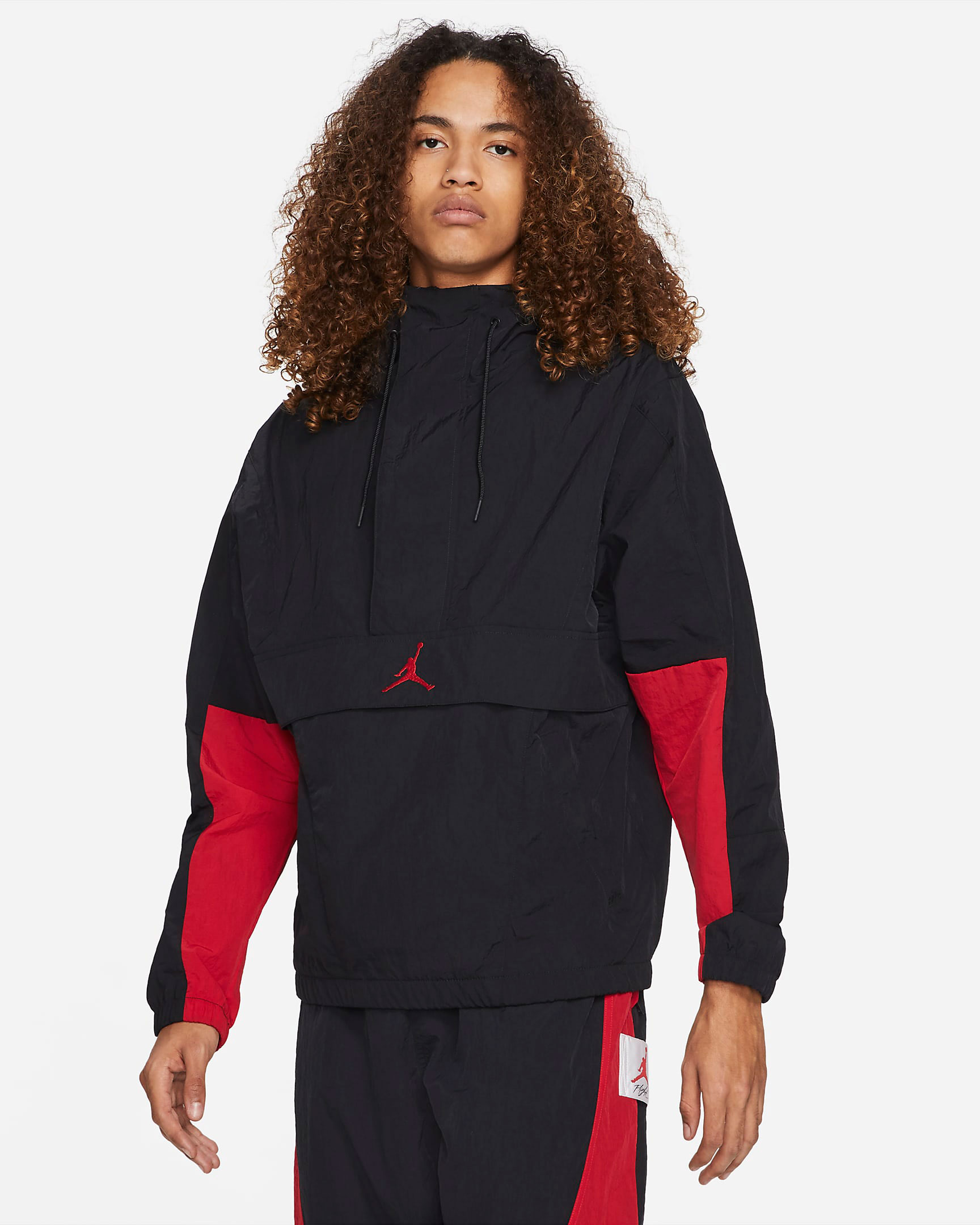 jordan-jumpman-classics-half-zip-jacket-black-red-1
