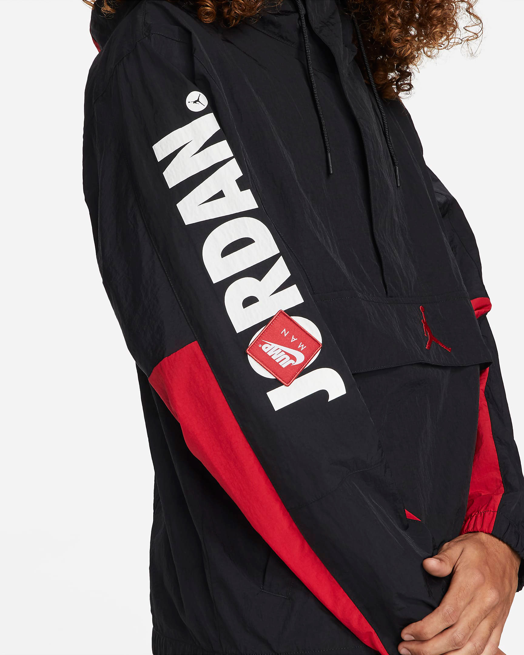jordan-jumpman-classics-half-zip-jacket-black-red-3