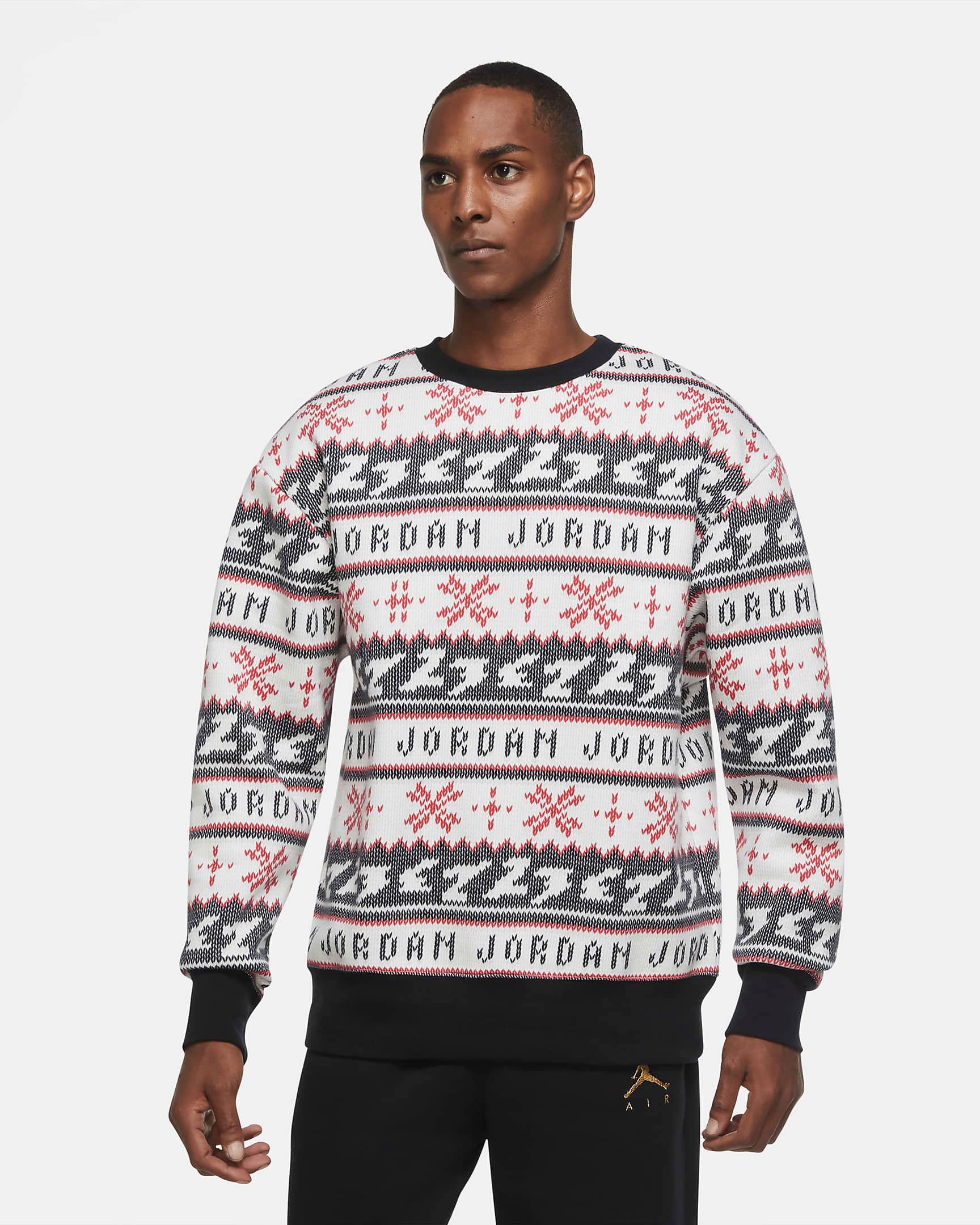 jordan-ugly-holiday-sweater-sweatshirt-1