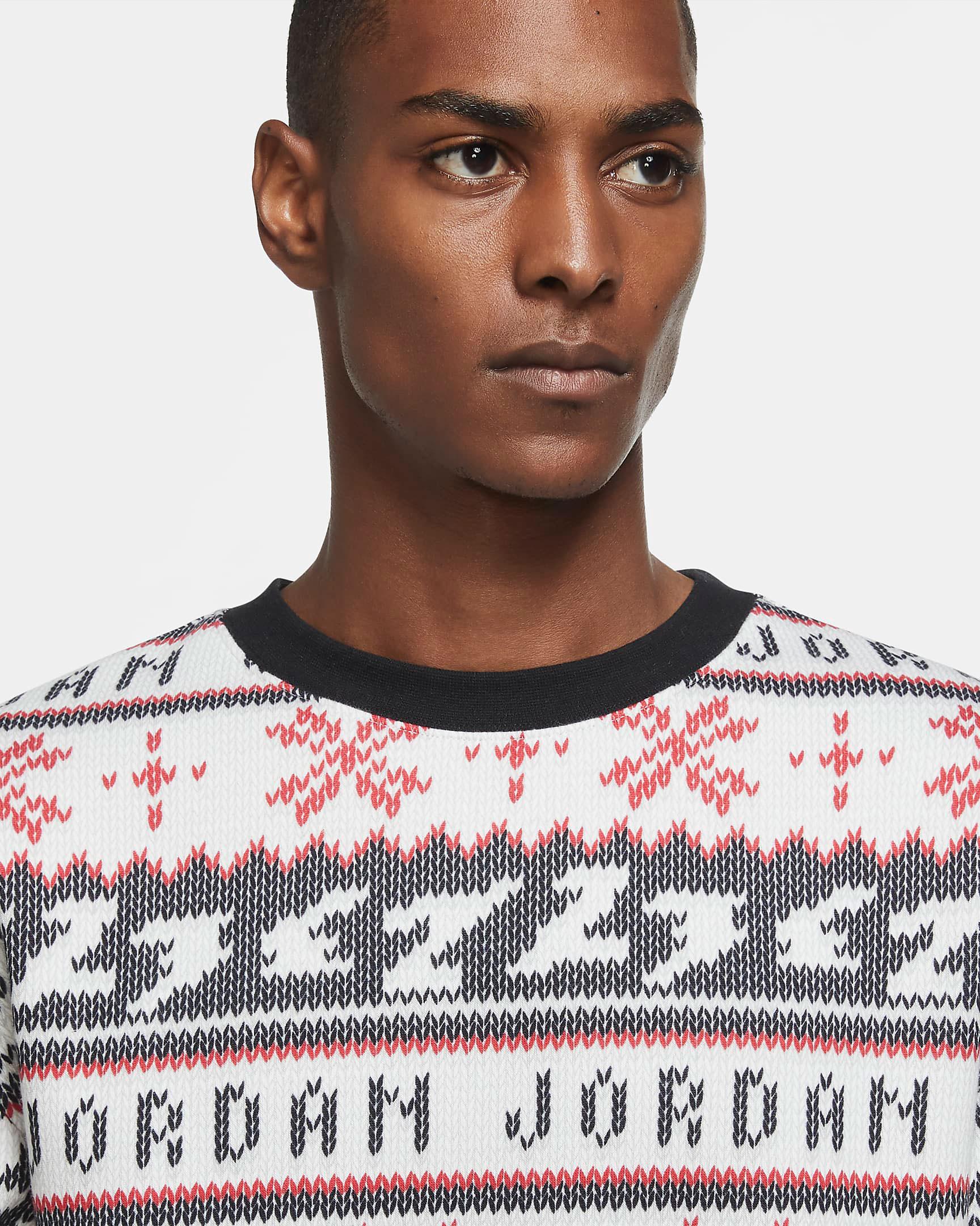 jordan-ugly-holiday-sweater-sweatshirt-3
