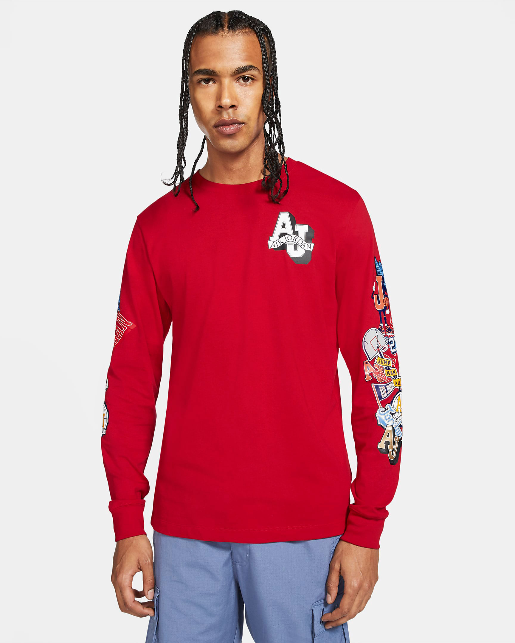 jordan-varsity-long-sleeve-shirt-red-1