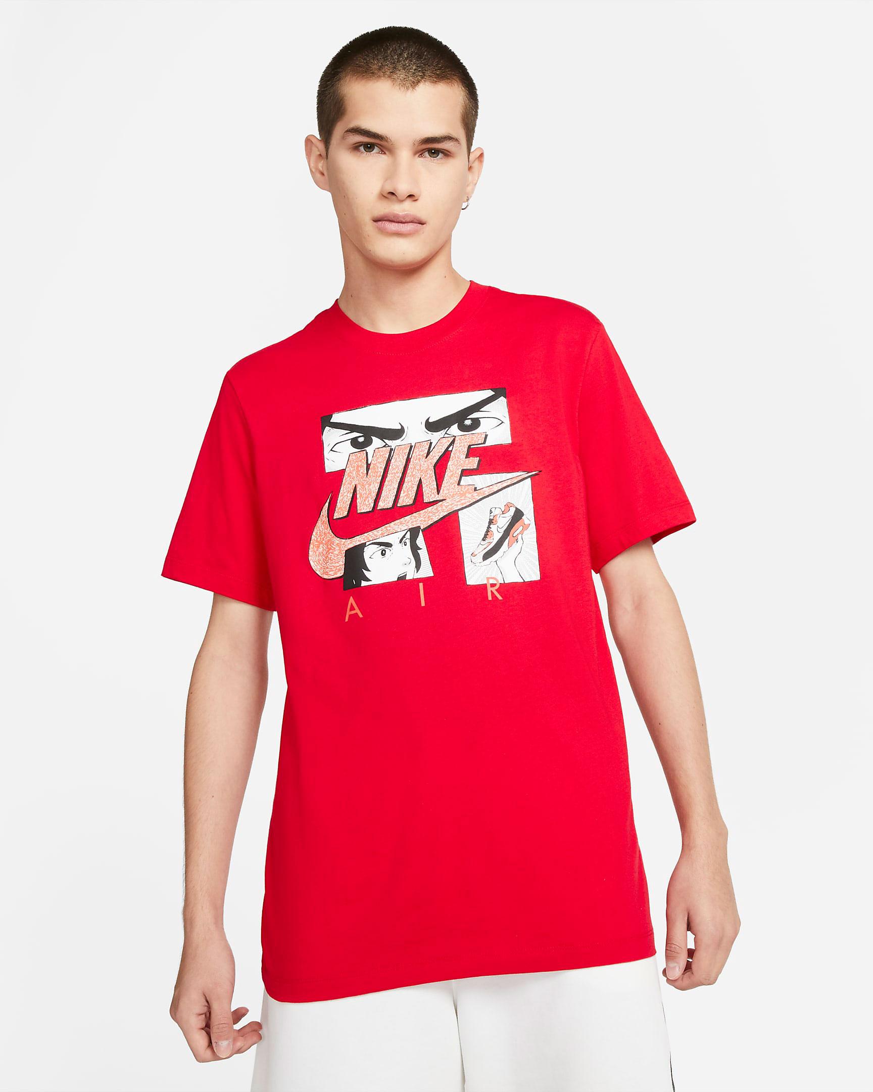 nike-air-max-90-infrared-radiant-red-manga-shirt-red-2