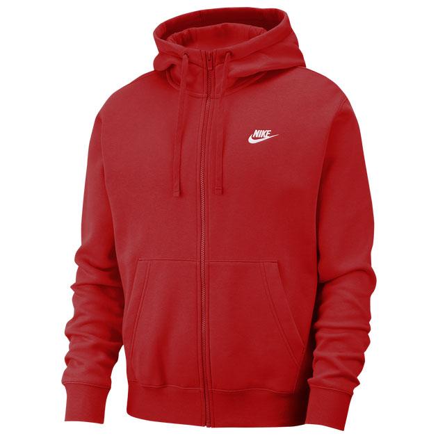 nike-air-max-90-nordic-christmas-red-zip-hoodie