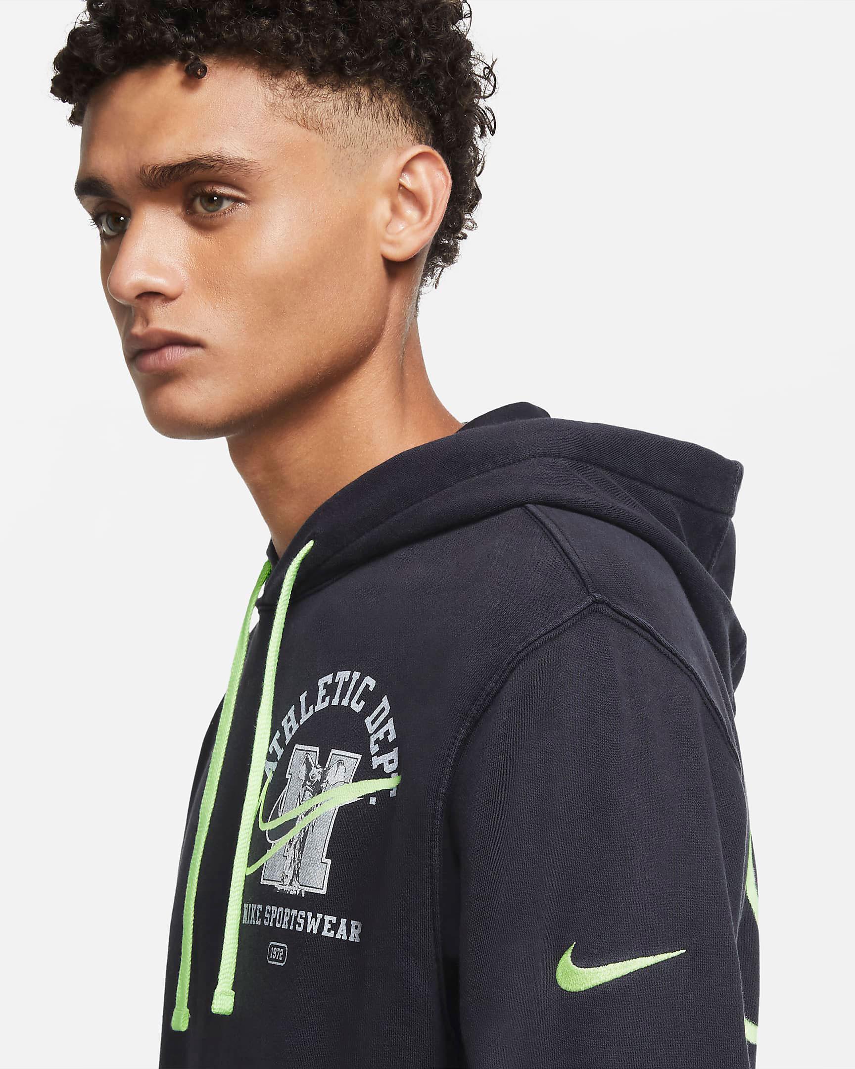 nike-club-fleece-class-of-72-hoodie-black-volt-4