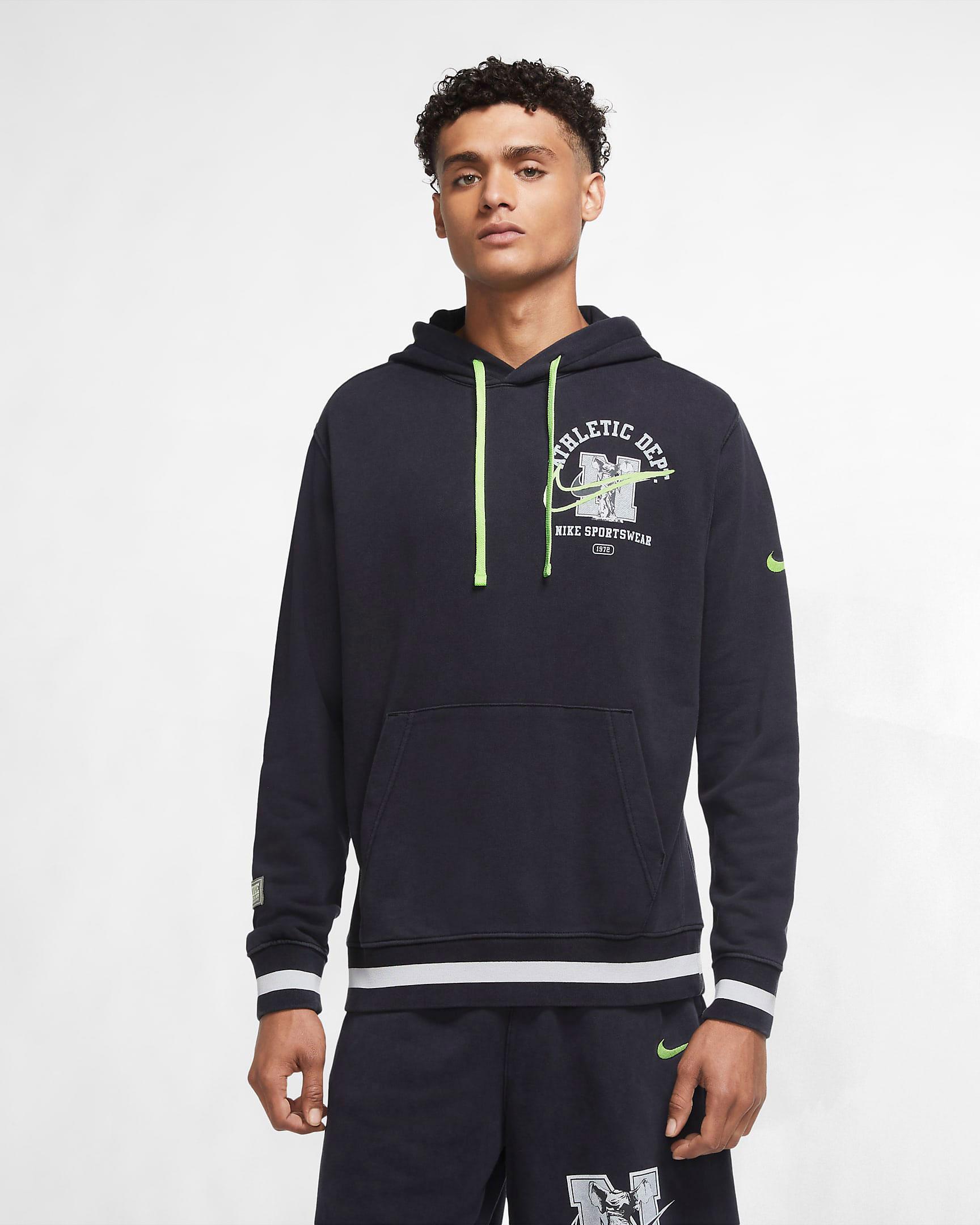 nike-club-fleece-hoodie-class-of-72-black-volt-1