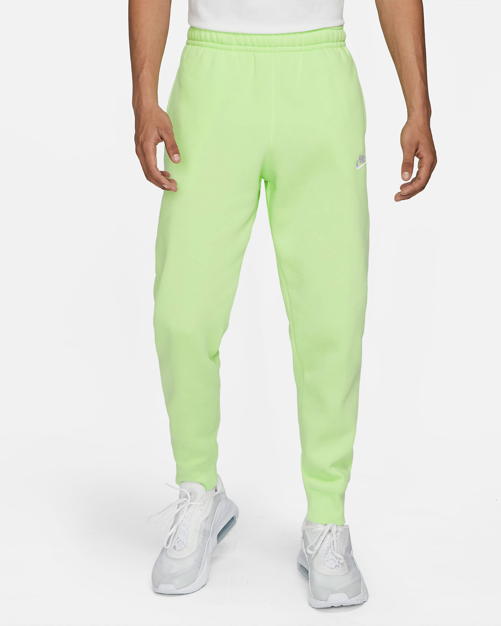 nike-club-fleece-pants-light-liquid-lime-volt