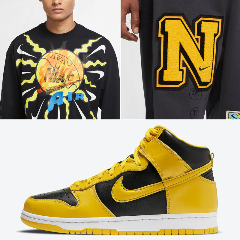 nike-dunk-high-varsity-maize-outfit