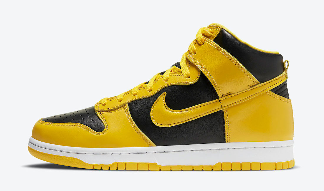 nike-dunk-high-varsity-maize-sneaker-clothing-match