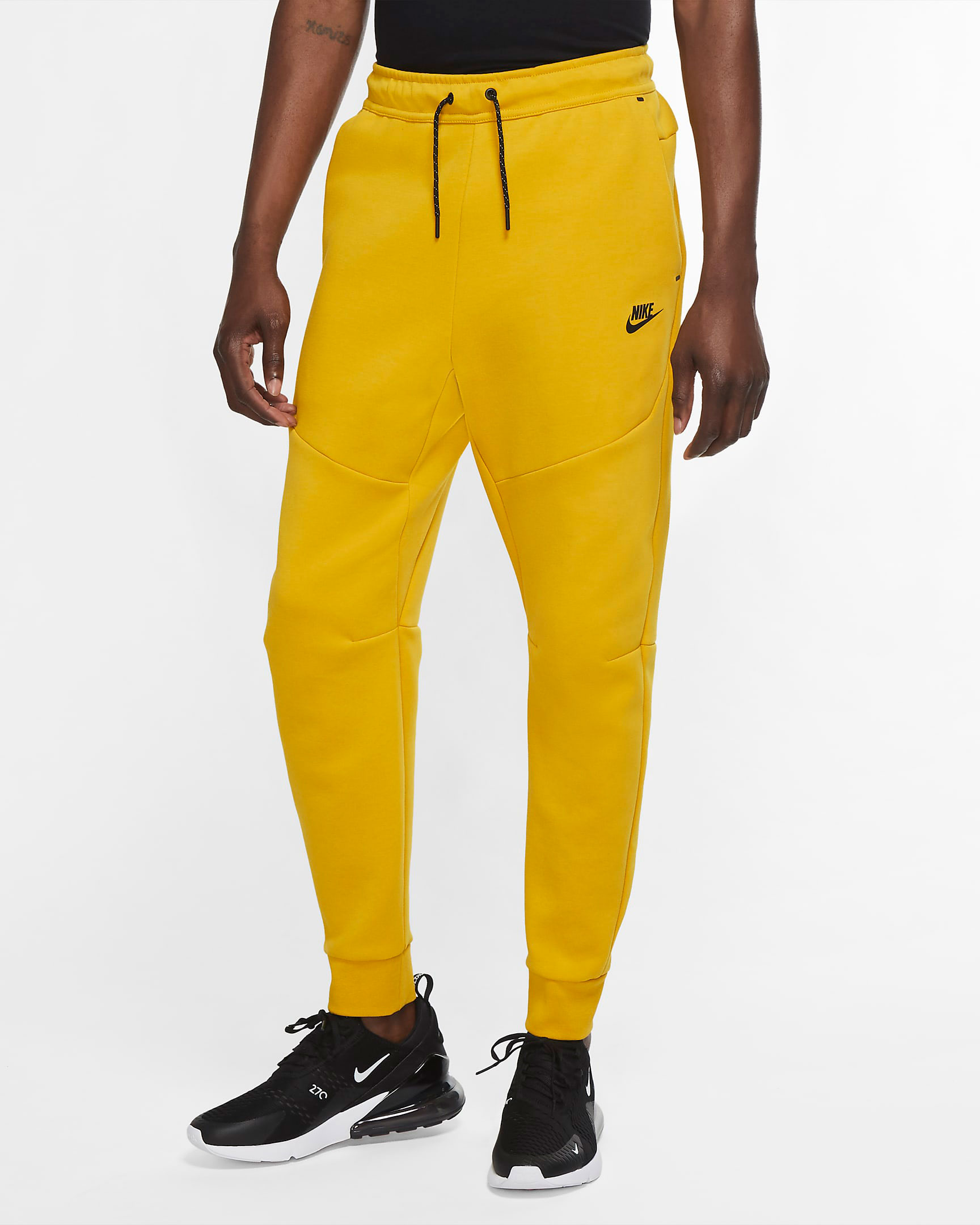 nike-dunk-high-varsity-maize-yellow-black-jogger-pants-1