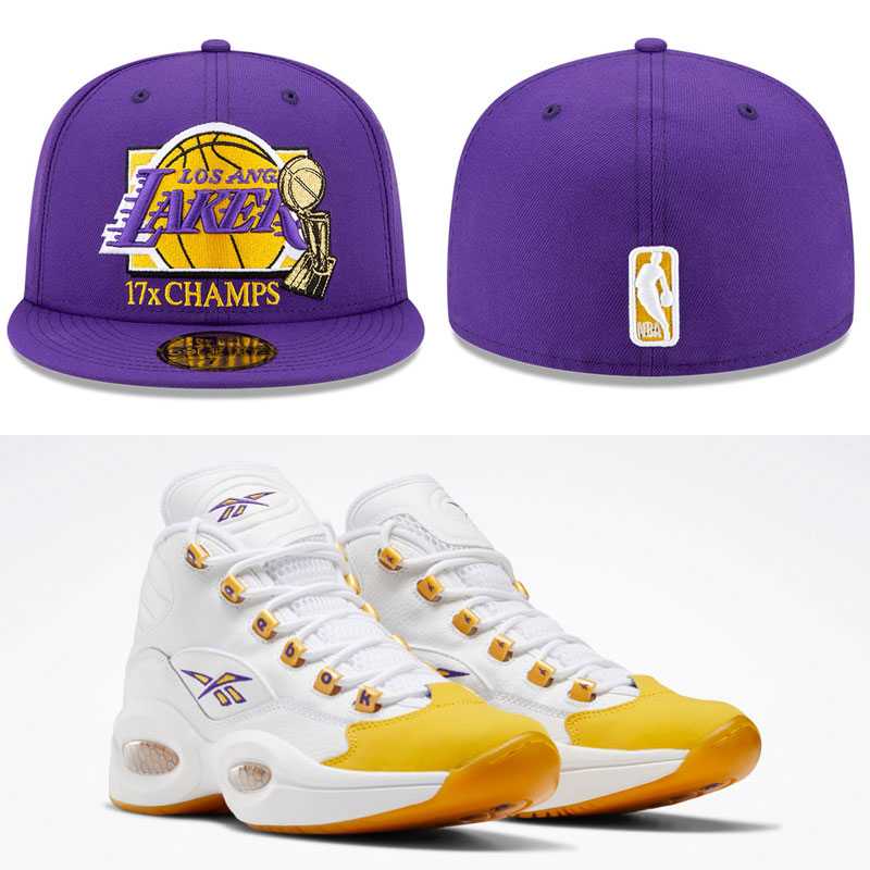 reebok-question-mid-yellow-toe-lakers-hats