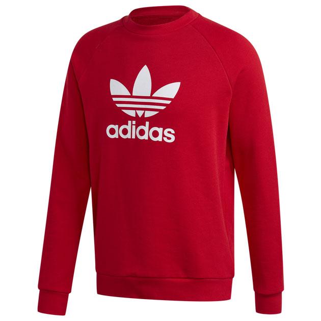 yeezy-350-v2-bred-black-red-sweatshirt-match