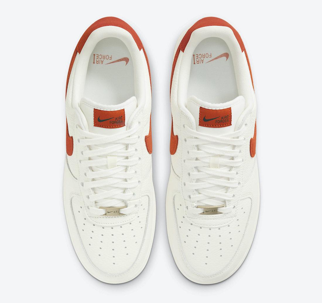Nike-Air-Force-1-07-Craft-Mantra-Orange-CV1755-100-Release-Date-2