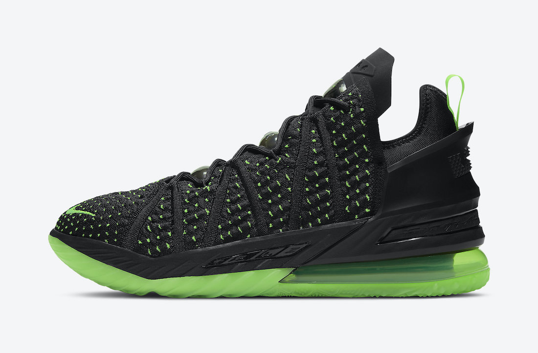 Nike-LeBron-18-Dunkman-CQ9284-005-Release-Date