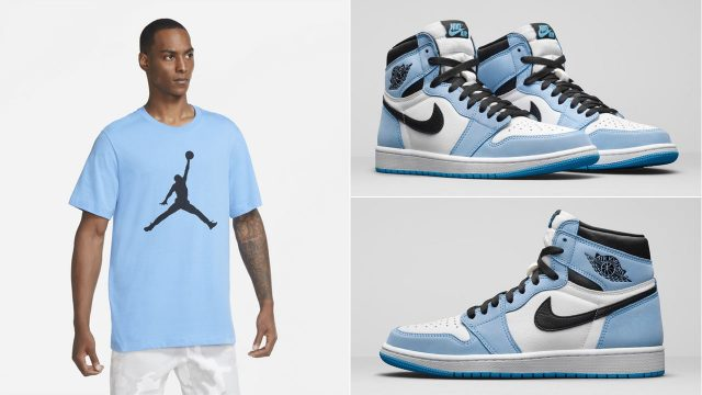 air-jordan-1-high-university-blue-shirt