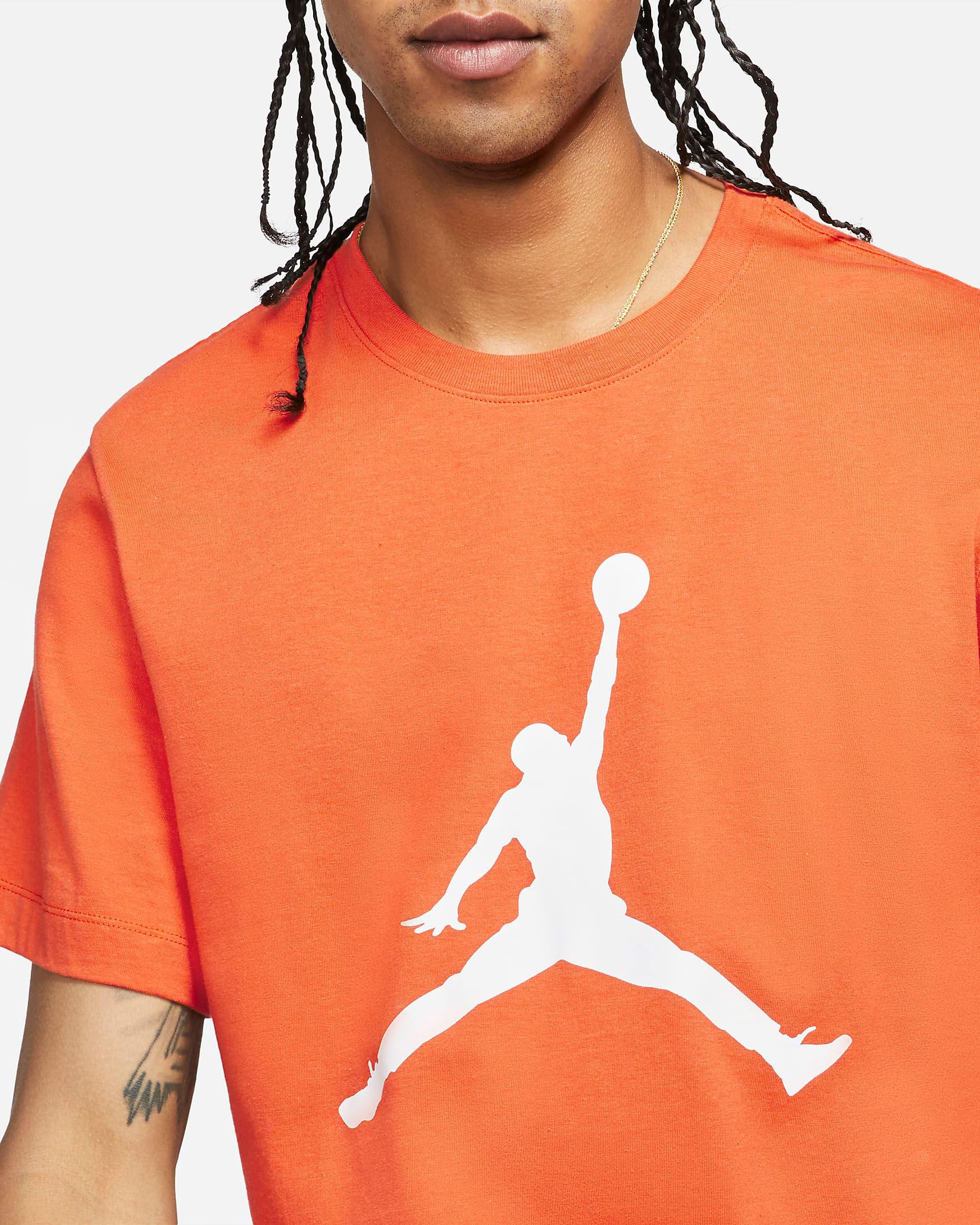 air-jordan-13-starfish-orange-shirt