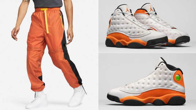 air-jordan-13-starfish-pants-to-match