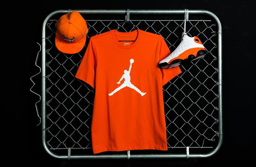 air-jordan-13-starfish-shirt-hat-outfit
