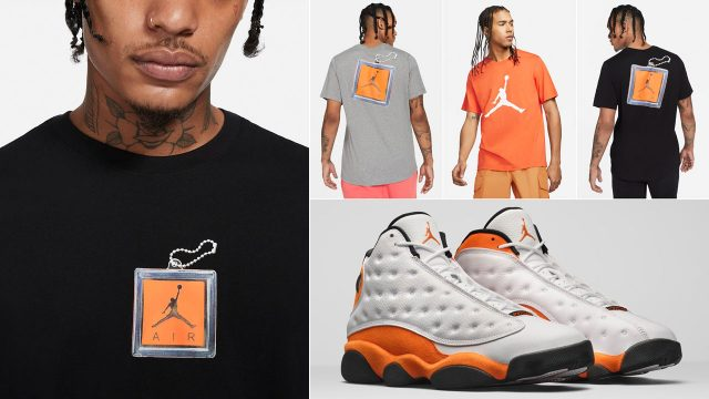 air-jordan-13-starfish-sneaker-tees-shirts