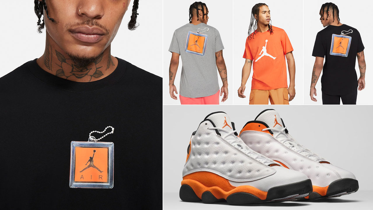 air-jordan-13-starfish-sneaker-tees-shirts