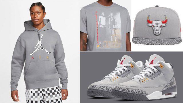 air-jordan-3-cool-grey-2021-shirt-hat-outfits